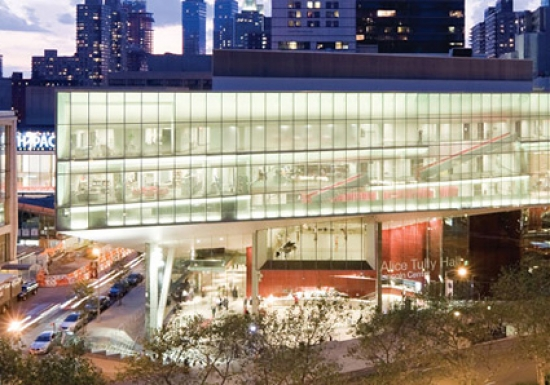 Lincoln Center for the Performing Arts, Alice Tully Hall