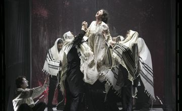 Meet-The-Artists of the GESHER THEATRE (Israel)